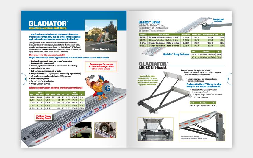 Перевод каталогов продукции и материалов