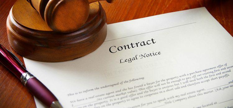 Перевод юридической документации