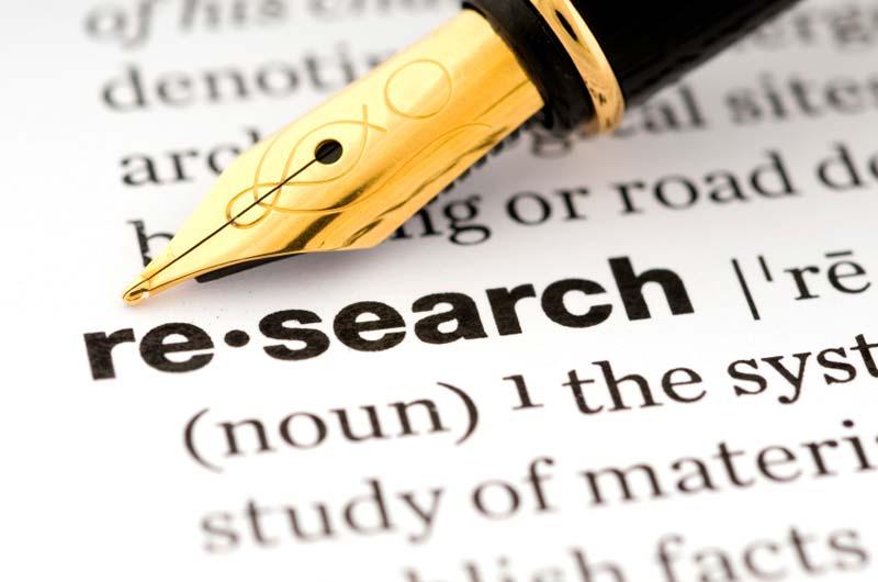 перевод документов исследований